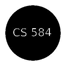 CS 584 Machine Learning